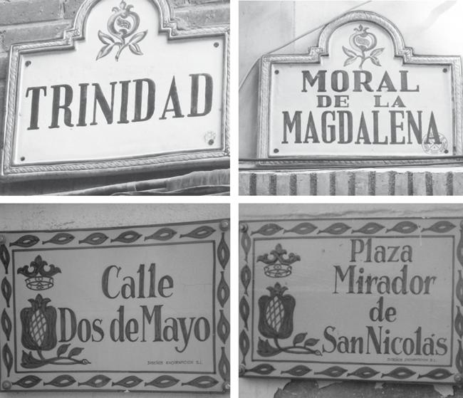 Cerámica tradicional de Granada