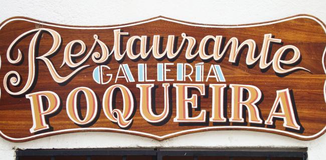 Restaurante Poquería. Granada
