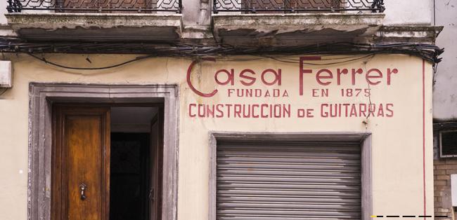 Casa Ferrer. Granada