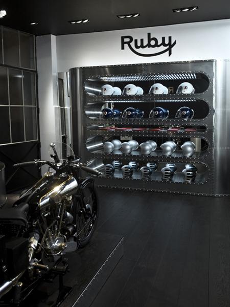 Tienda de Ruby en París